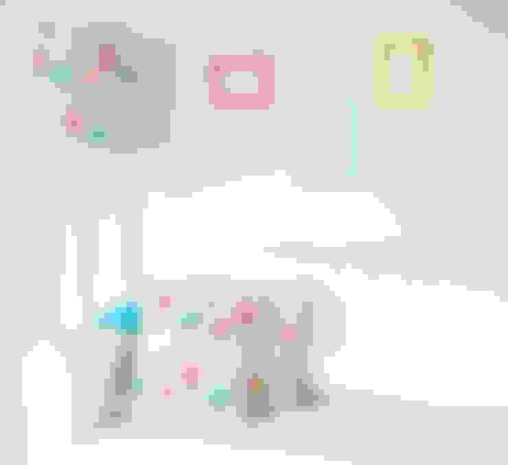 غرفة الأطفال تنفيذ LAMPS&COMPANY