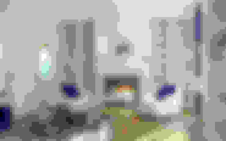 Salas de estilo  por Samarina projects