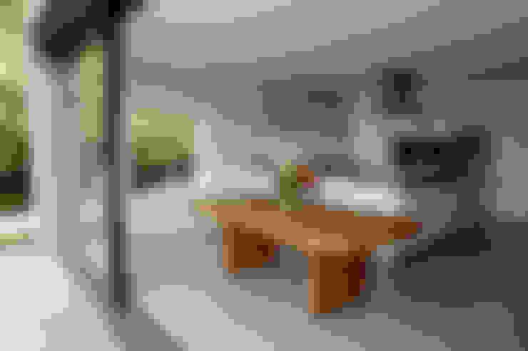 Projekty,  Kuchnia zaprojektowane przez Hall + Bednarczyk Architects