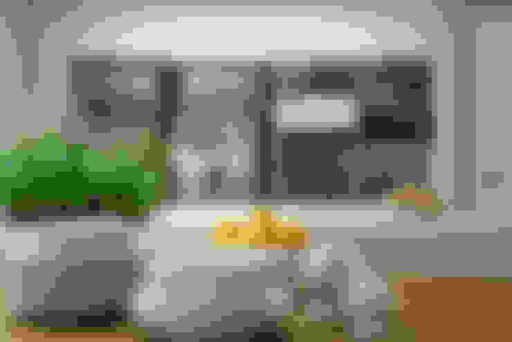 Reforma de Cozinha: Cozinhas  por Kathia Gonzalez