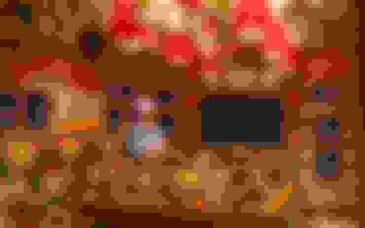 """Дизайн банного комплекса """"Русская народная баня"""": Гостиницы в . Автор – Samarina projects"""