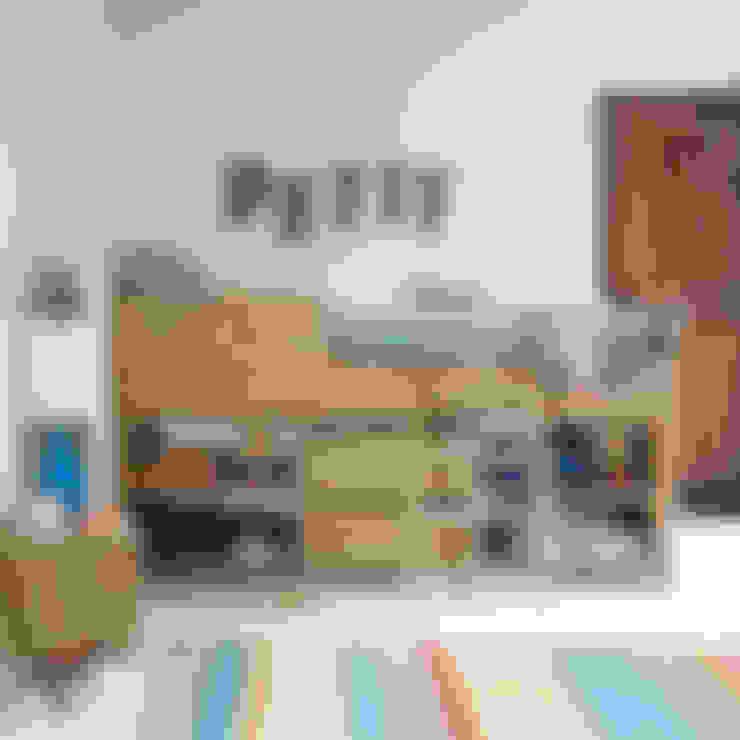Clamberdoodle bed:  Kinderzimmer von homify