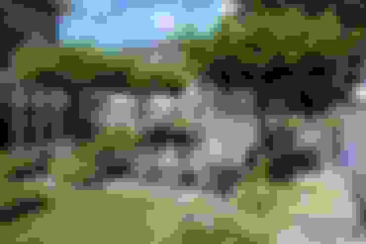 Jardins  por Visser Tuinen