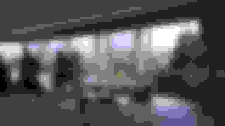 Living room by Architekturbüro Reinberg ZT GmbH