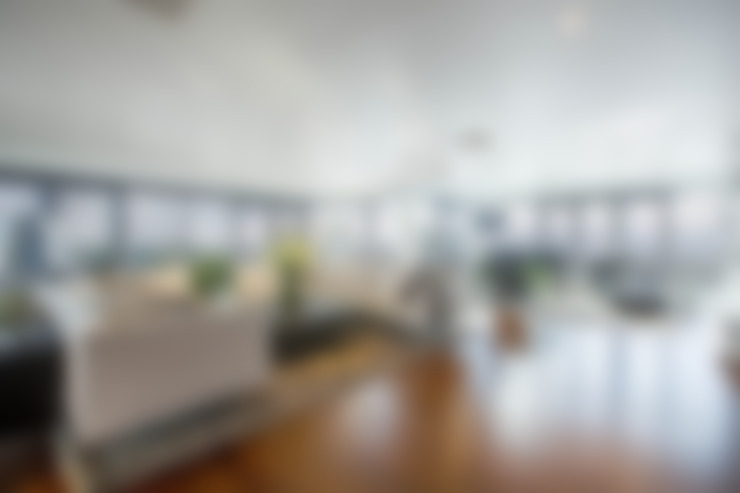 Living room تنفيذ EVGENY BELYAEV DESIGN