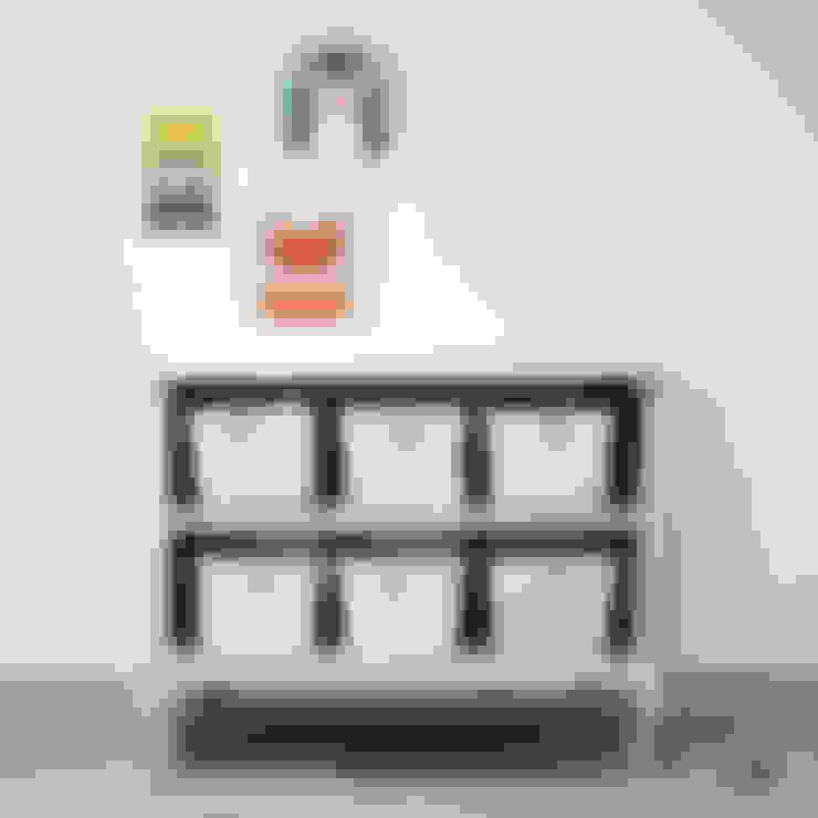 غرفة الأطفال تنفيذ IronBug Lady