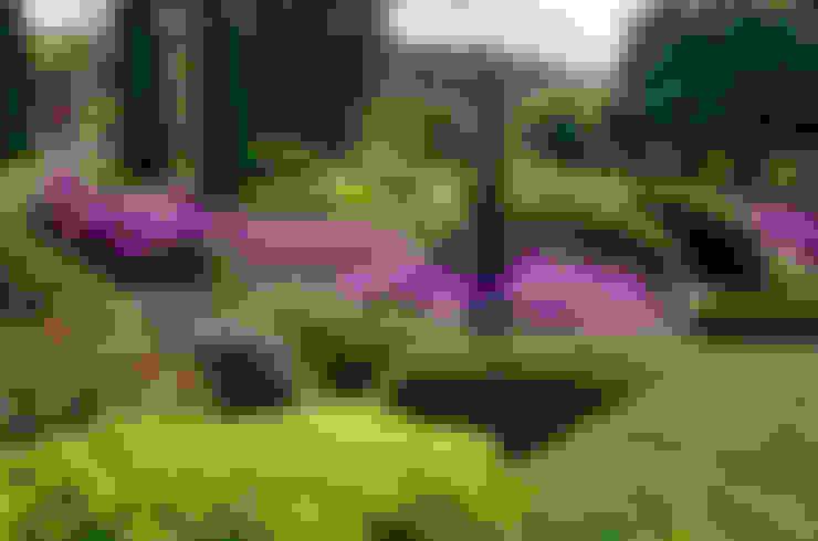 Jardines de estilo  por Viveros Pou Nou
