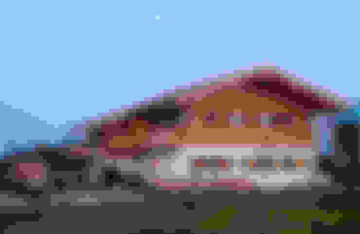 Будинки by w. raum Architektur + Innenarchitektur