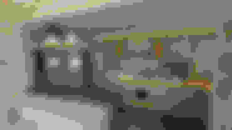 Гостевой домик в стиле Прованс: Кухни в . Автор – Artscale