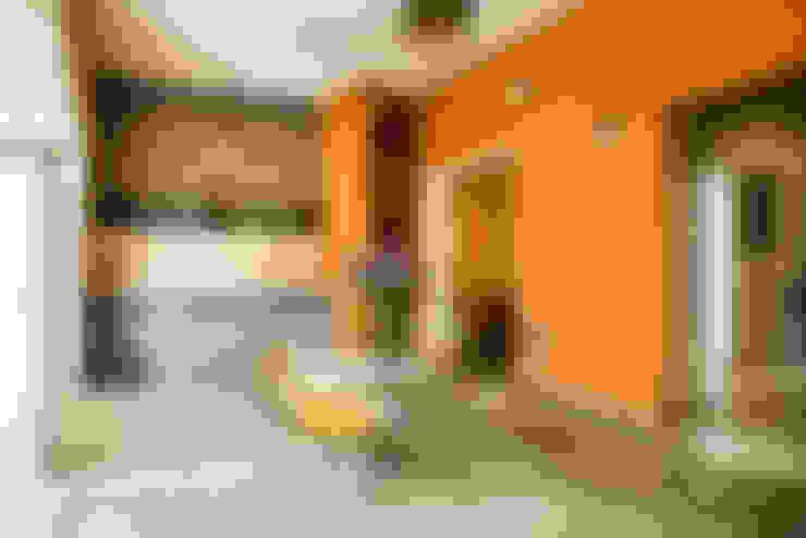 Casa WS52: Terrazas de estilo  por Taller Estilo Arquitectura