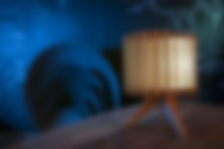 Lampen serie Lamel:  Woonkamer door Samosa 'Ontwerp op Maat'