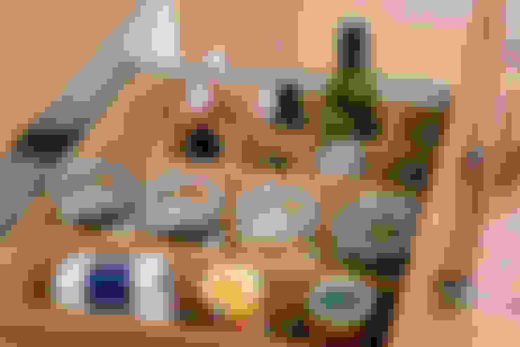 Cocina de estilo  por stratmann Individuelle Besteckeinsätze