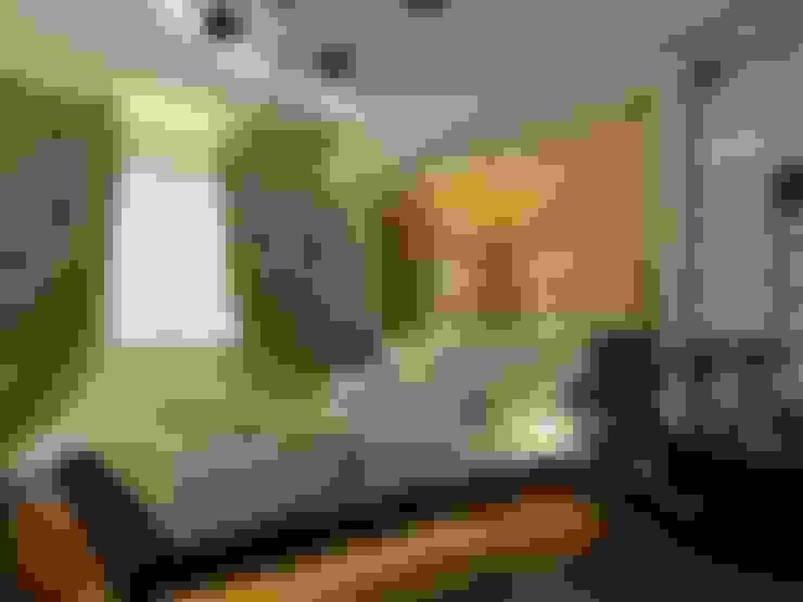 Diva Yapı – 3D GOLD PANEL:  tarz Yatak Odası