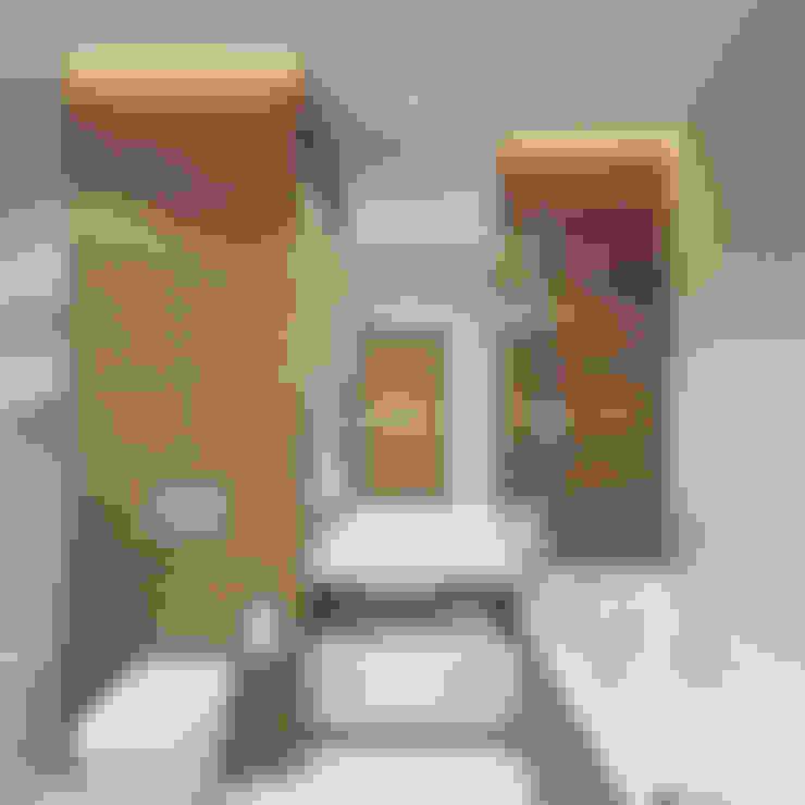 浴室 by Y.F.architects