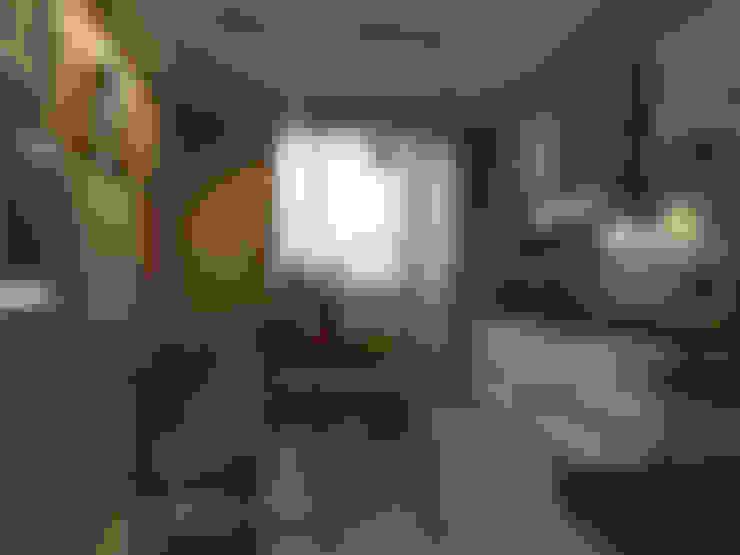Французская лазурь: Кухни в . Автор – Арт-мастерская 'РЕПЛИКА'
