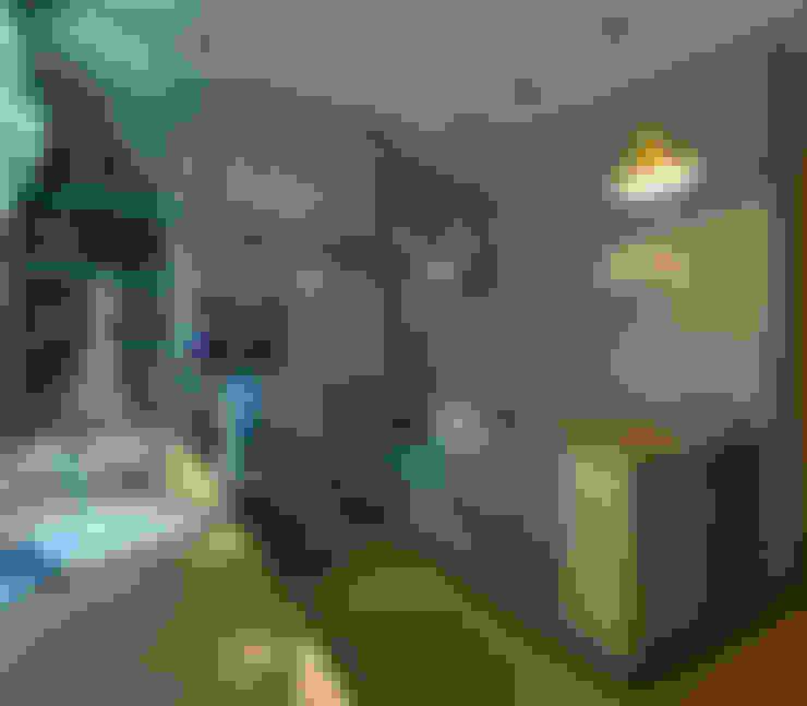 Французская лазурь: Детские комнаты в . Автор – Арт-мастерская 'РЕПЛИКА'