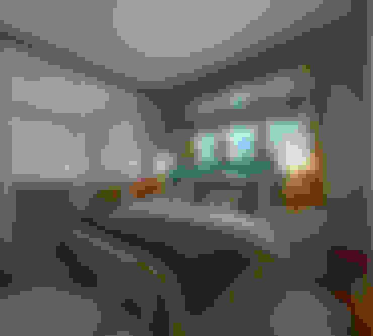 Французская лазурь: Спальни в . Автор – Арт-мастерская 'РЕПЛИКА'