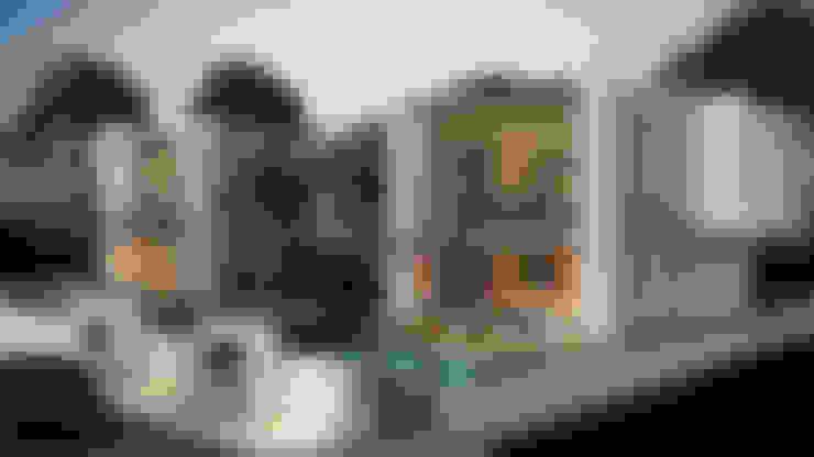 MİNERVA MİMARLIK – ÇEŞME VİLLA:  tarz Evler