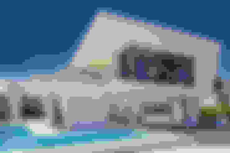 Nicolas Tye Architects:  tarz Evler