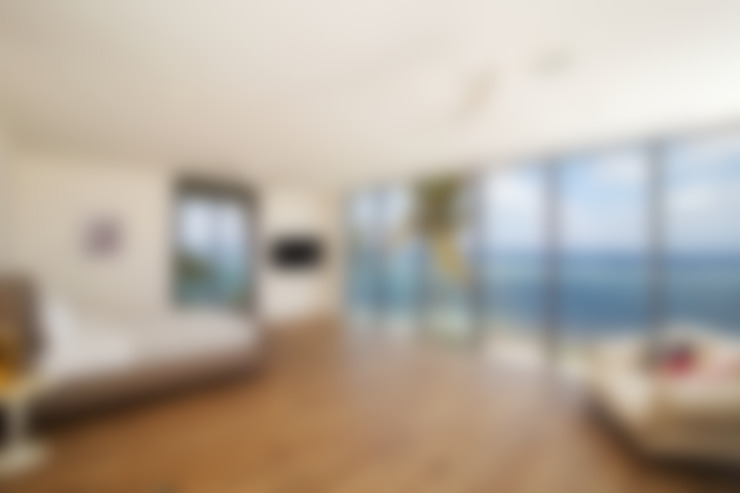 Nicolas Tye Architects:  tarz Yatak Odası