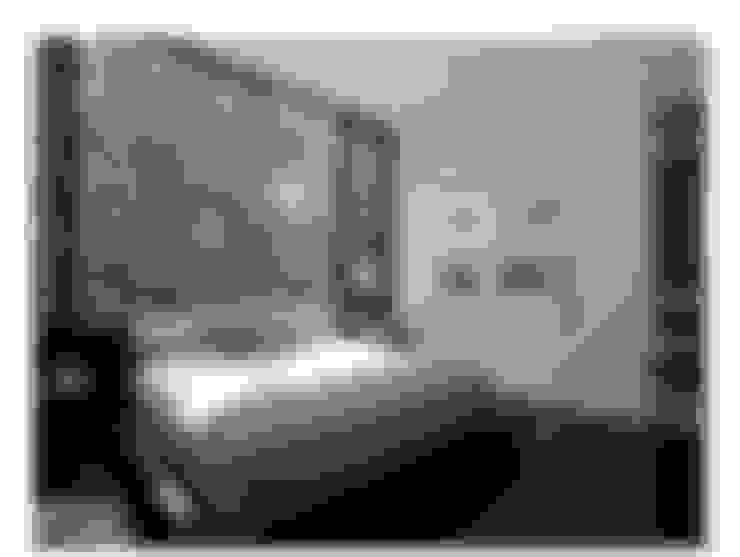 غرفة نوم تنفيذ Specht Architects
