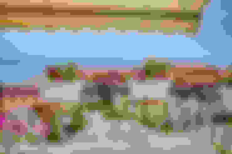 Апартаменты в Болгарии: Tерраса в . Автор – Студия Татьяны Гребневой