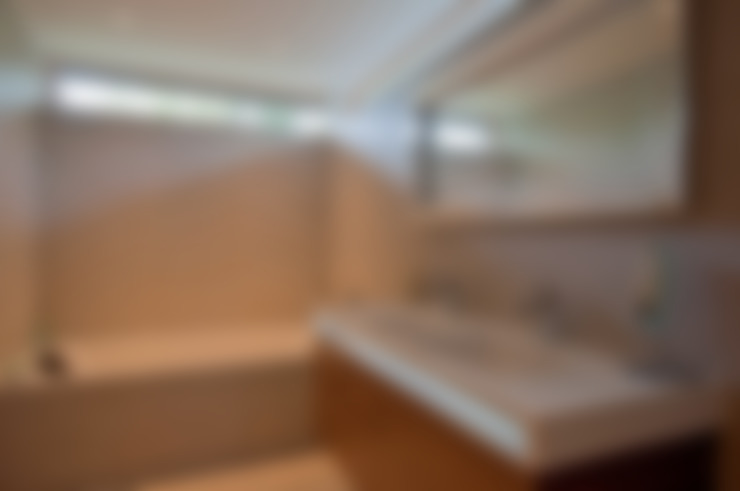浴室 by DUA Architecture LLP