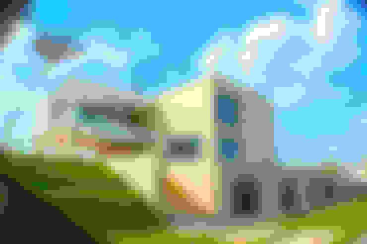 Casas de estilo  de Ayzen Dizayn Mimarlık