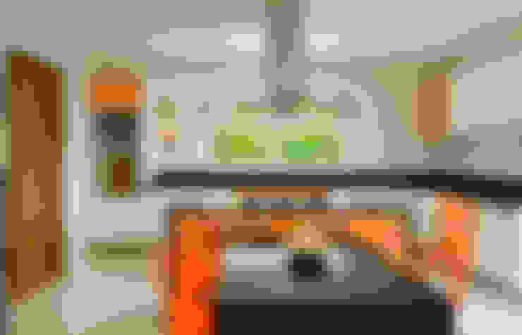Cozinha: Cozinhas  por Pinheiro Martinez Arquitetura