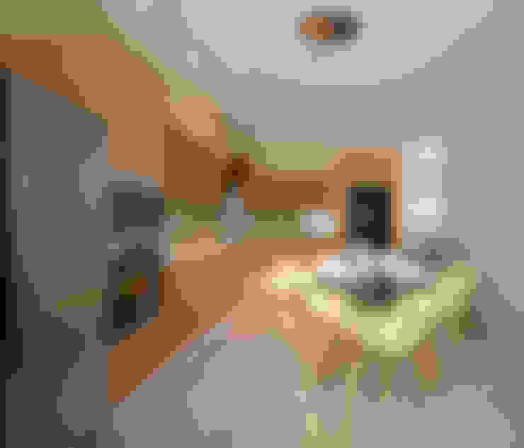 Студия интерьерного дизайна happy.design의  주방