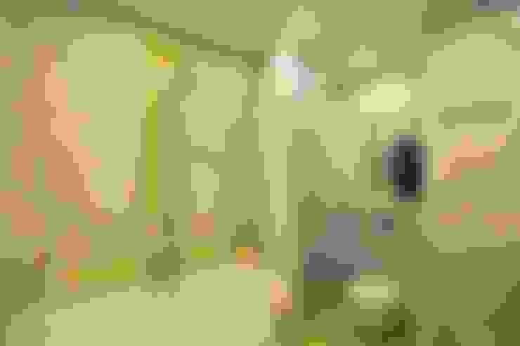 "Ванная комната ""лето"":  в . Автор – INTERIOR PROJECT studio"