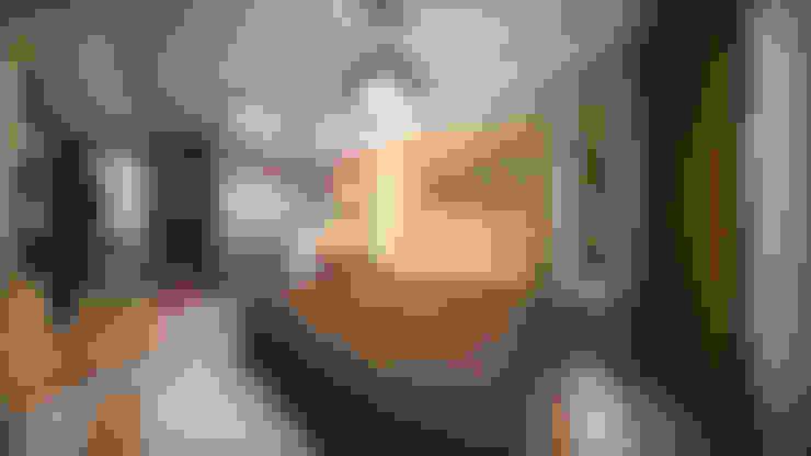 дизайн-бюро ARTTUNDRA:  tarz Yatak Odası