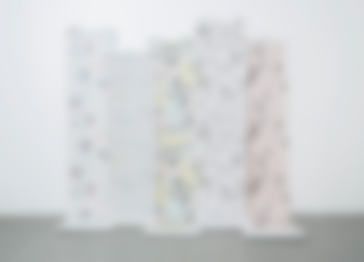 Walls & flooring تنفيذ BY MAY/ Siluett Frost Window Film