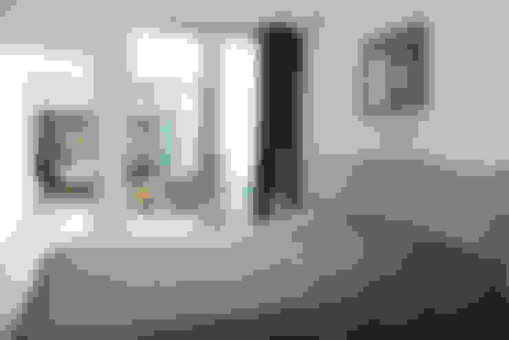 Quartos  por E2 Architecture + Interiors
