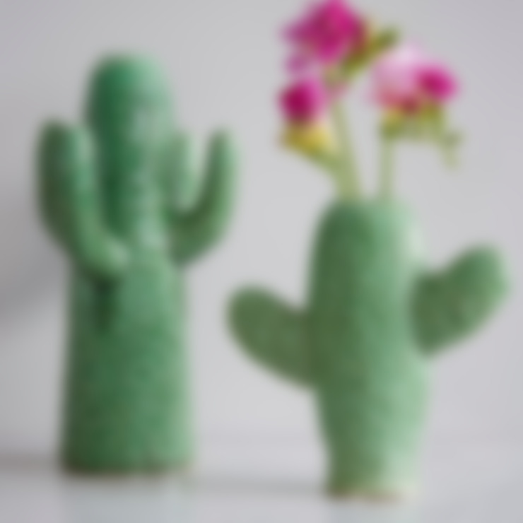 Ceramic Cactus Vases:  Household by rigby & mac