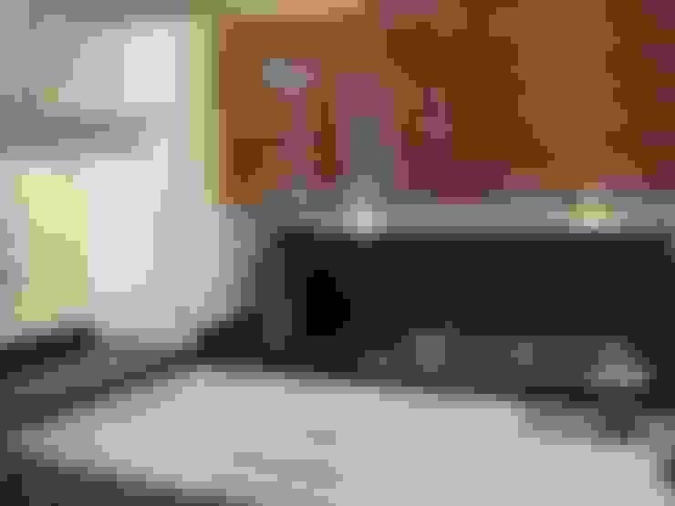 HEBART MİMARLIK DEKORASYON HZMT.LTD.ŞTİ. – Birgen Ekşioglu Evi:  tarz Mutfak