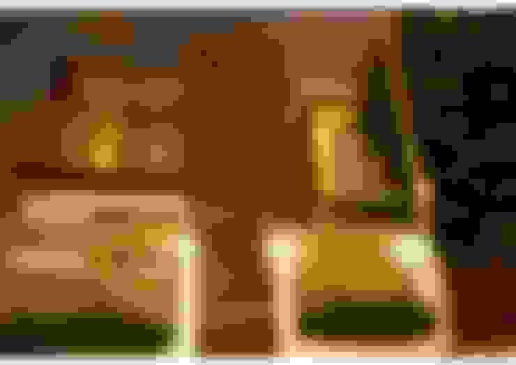 บ้านและที่อยู่อาศัย by Aadyam Design Studio