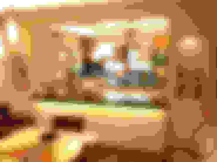 مطبخ تنفيذ HEBART MİMARLIK DEKORASYON HZMT.LTD.ŞTİ.