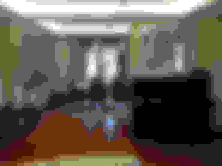 غرفة السفرة تنفيذ HEBART MİMARLIK DEKORASYON HZMT.LTD.ŞTİ.