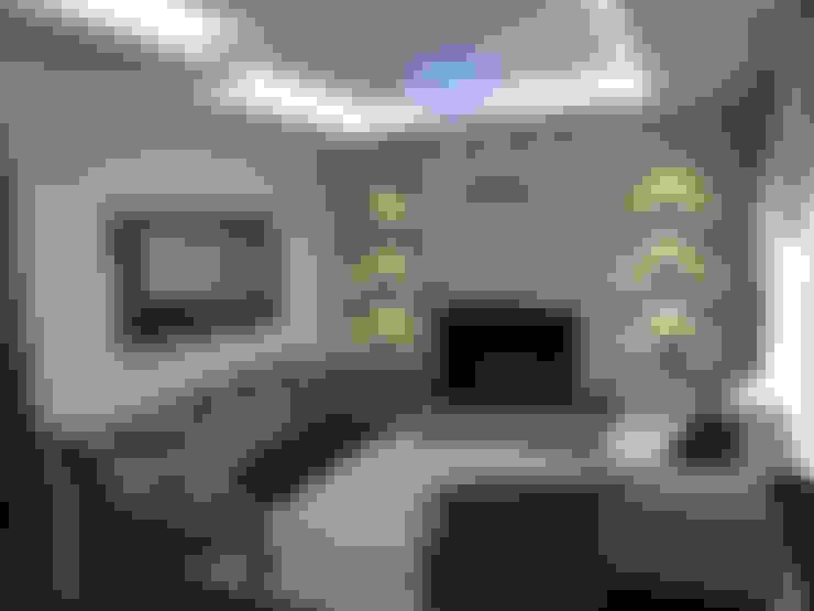 HEBART MİMARLIK DEKORASYON HZMT.LTD.ŞTİ. – Tarık Meydancı Eci:  tarz Oturma Odası