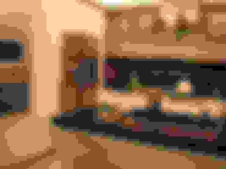 HEBART MİMARLIK DEKORASYON HZMT.LTD.ŞTİ. – Ufuk Bilgetekin:  tarz Mutfak
