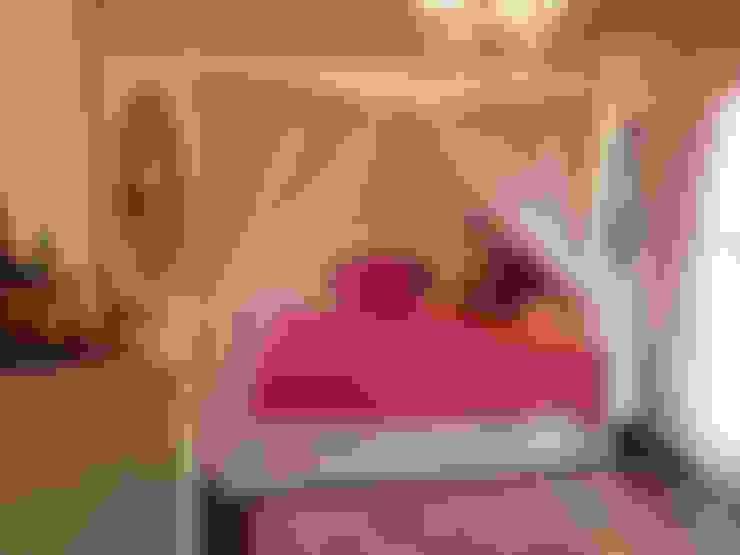 غرفة الاطفال تنفيذ HEBART MİMARLIK DEKORASYON HZMT.LTD.ŞTİ.