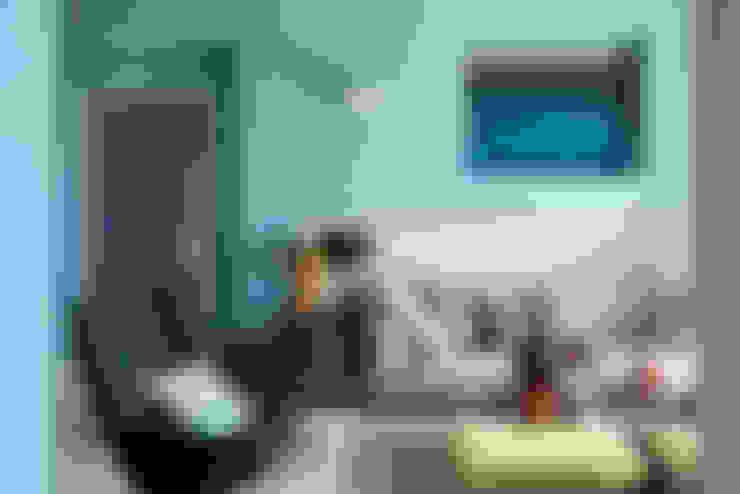 Livings de estilo  por PDV studio di progettazione