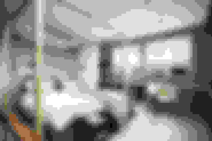 Chambre de style  par razoo-architekci