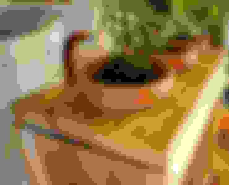 Balcones y terrazas de estilo  por Jardin boheme