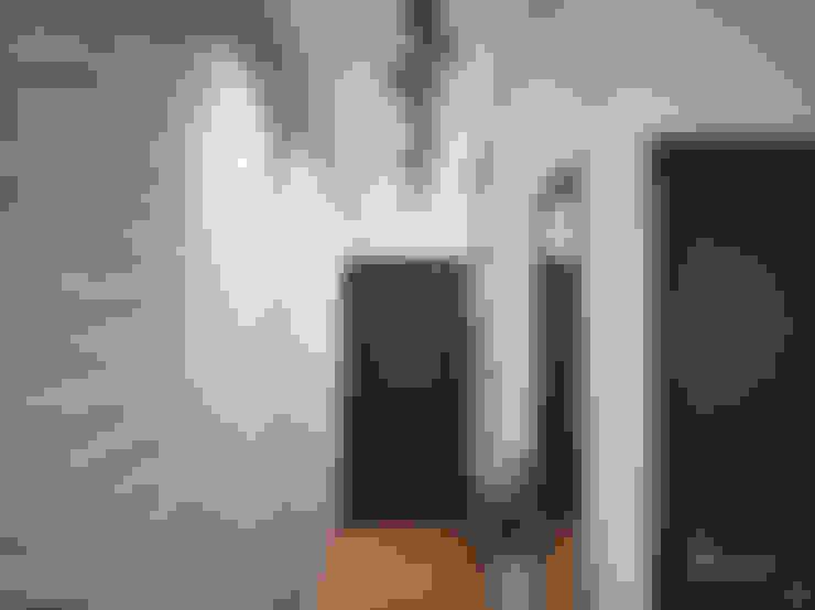 Gang en hal door Circle Line Interiors