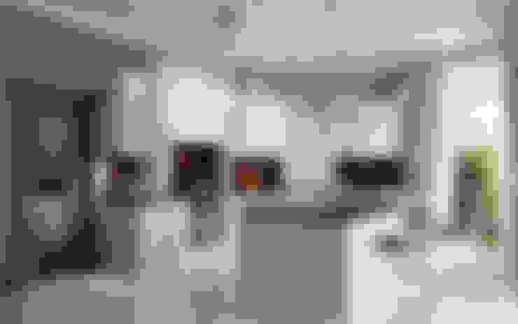 Interiors: Кухни в . Автор – Мастерская дизайна INDIZZ