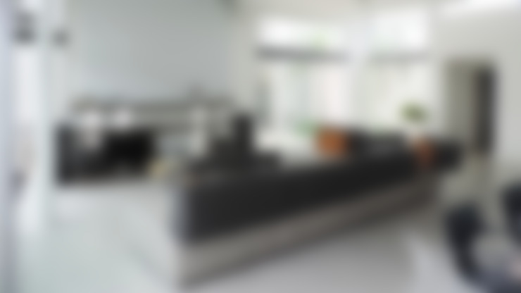 Salas multimedias de estilo  por de Jauregui Salas arquitectos