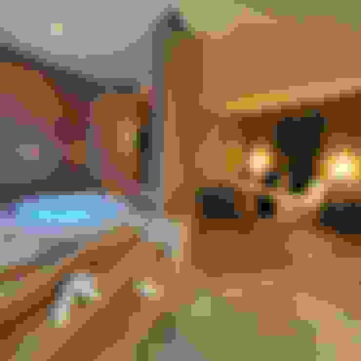 غرفة نوم تنفيذ Arquitectos Culiacán
