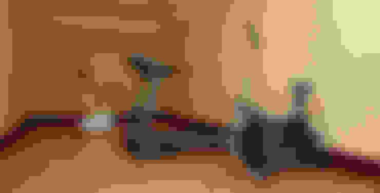 Nurettin Üçok İnşaat – Kapadokya Evleri:  tarz Fitness Odası